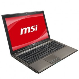 MSI GE620 Notebook