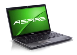 Acer Aspire 7750 Notebook