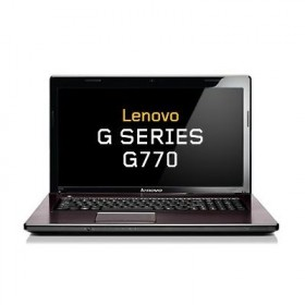 Lenovo Notebook G770