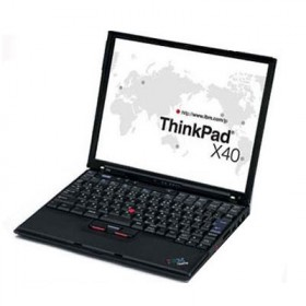 IBM ThinkPad X40