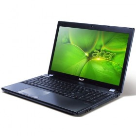 Notebook Acer TravelMate 5760