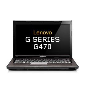Lenovo G470 Notebook