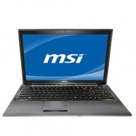 MSI CR650 Máy tính xách tay