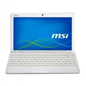 MSI U270DX gió Netbook
