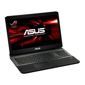 Asus G75VX Gaming Notebook