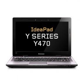 레노버 아이디어 패드 Y470 노트북