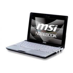 MSI U123ネットブック