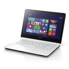 Sony VAIO F Series SVF1421 White Laptop