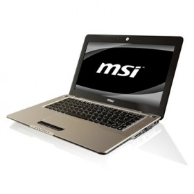 MSI Notebook X420