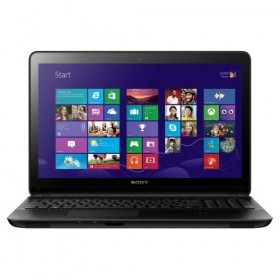 SONY VAIO Fit SVF1532 Series Laptop(Black)