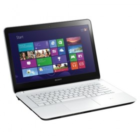 SONY VAIO Fit SVF1532 Series Laptop(White)