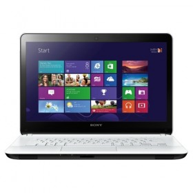 Sony VAIO Fit Laptop SVF1432 Series - White