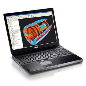DELL Precision M6400 Laptop