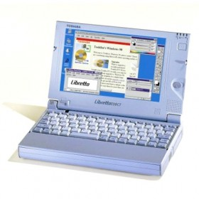 Toshiba Libretto 100CT Laptop