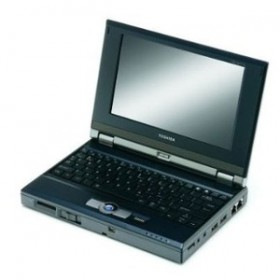 Toshiba Libretto U105 Laptop