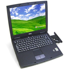 Laptop DELL Latitude V710