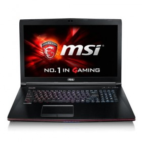 MSI GE72 2QE Notebook