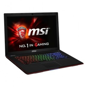 MSI GE70 2QD Notebook
