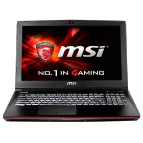 MSI GE62 2QL Notebook