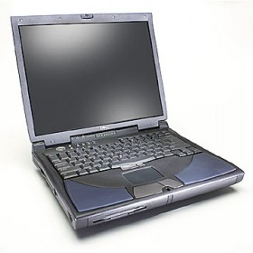Laptop Dell Inspiron 8100