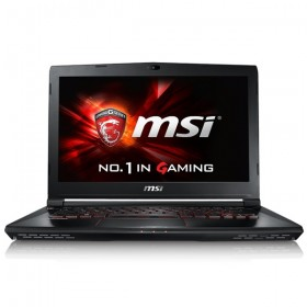 MSI GS40 6QE Notebook