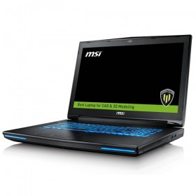 MSI WT72 6QK Workstation