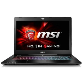 MSI GS72 6QE Notebook