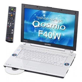 Toshiba Qosmio F40 Laptop
