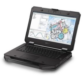 DELL Latitude 14 5414 Rugged Laptop
