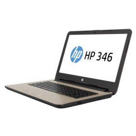 HP 346 G3 Notebook PC, Левый Облицовка HP Фирменные экран