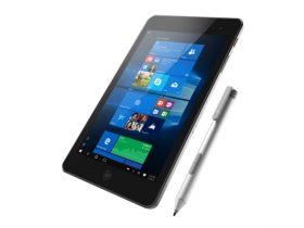 HP ENVY Tablet 8 Nota