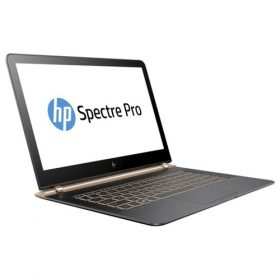 "HP Spectre Pro 13 G1 (13"", non-touch, Dark Ash Silver) Catalog, right facing"