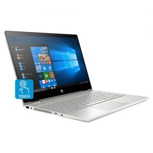 HP Pavilion x360 14-cd1000 Konvertierbarer Laptop